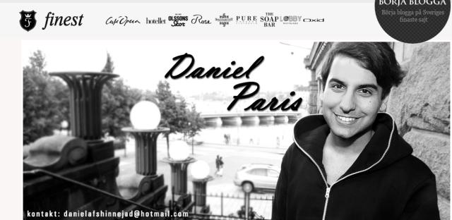 Daniel Paris