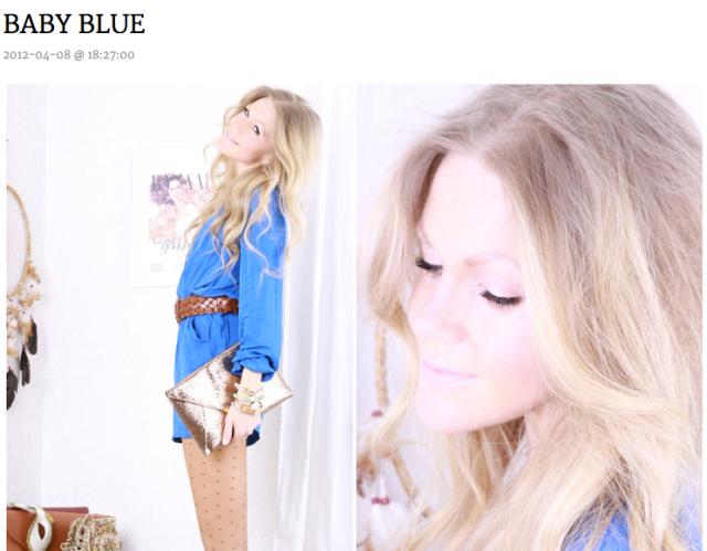 Anna Wii Baby Blue 20120408